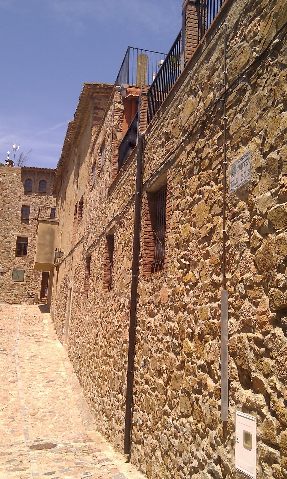 Abadia de l'Argentera